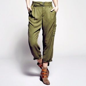 Free People Summer's Over Cargo Pants